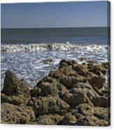 Flagler Beach 3 Canvas Print