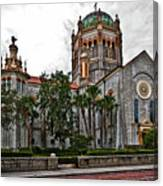 Flagler Memorial Presbyterian Church 2 Canvas Print