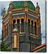 Flagler Memorial Presbyterian Church 3 Canvas Print