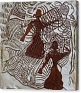 Flamenco Passion 3 Canvas Print