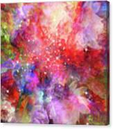 Flammable Imagination  Canvas Print