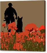 Flanders Fields 11 Canvas Print