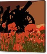 Flanders Fields 1 Canvas Print