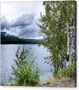 Flathead Lake 5 Canvas Print