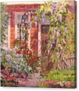 Flavor of England Canvas Print
