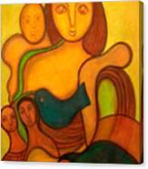 Fleeting Blesses Canvas Print