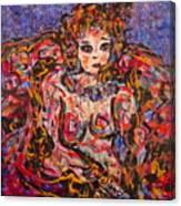 Fleurette Canvas Print