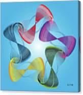 Fleuron Composition No. 178 Canvas Print