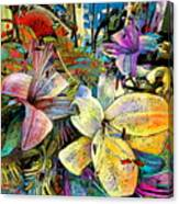 Fleurs De Lys 02 Canvas Print