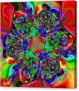 Flexibility 49k Canvas Print