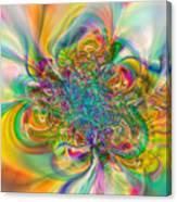 Flexibility 57abc Canvas Print