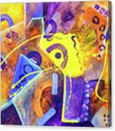 Flight Of Ecstasy Canvas Print