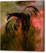 Flight Of The Phoenix Canvas Print