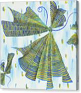 Flights Of Fancy Canvas Print