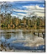 Floodwaters Canvas Print