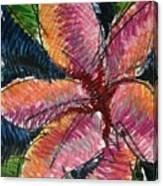 Flora Exotica 3 Canvas Print