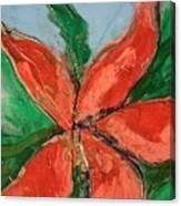 Flora Exotica A Canvas Print