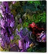 Flora Landscape 081015 Canvas Print