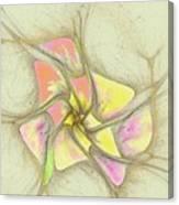 Floral 2-19-10-a Canvas Print