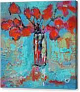 Floral 4 Canvas Print