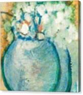 Floral Display Canvas Print