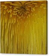 Floral Falls 5 Canvas Print