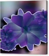Floral Grace Canvas Print