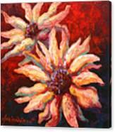 Floral Mini Canvas Print