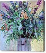 Floral  Piece Canvas Print