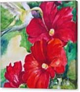 Floral Series 5 Canvas Print