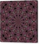 Florametric Mandala-12 Canvas Print