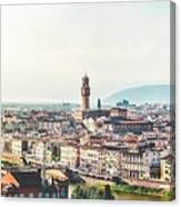 Florence Italy Canvas Print