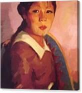Florencia 1917 Canvas Print
