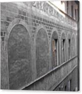 Florentine Stone Graffiti 2 Canvas Print