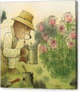 Florentius The Gardener11 Canvas Print
