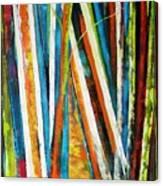 Floresta Vii Canvas Print
