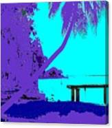 Florida Blues Canvas Print