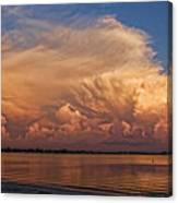 Florida Cloudscape Canvas Print