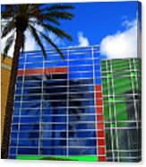 Florida Colors Canvas Print