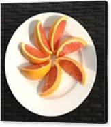 Florida Fruit Canvas Print