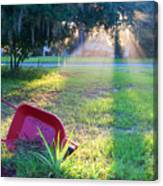 Florida Home Canvas Print