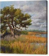 Florida Intercoastal Canvas Print