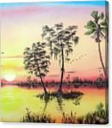 Florida Splendor Canvas Print