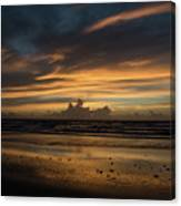 Atlantic Sunrise Canvas Print
