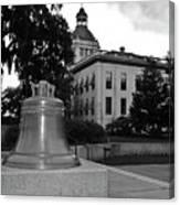 Florida's Old Capitol Building Canvas Print