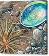 Flotsam Finds Canvas Print