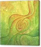 Flow #9 Canvas Print