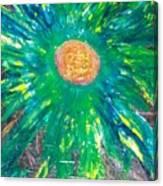 Flowah Powah Canvas Print