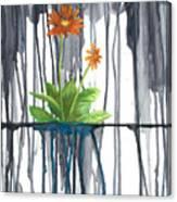 Flower #1 Canvas Print
