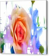 Flower 9296 Canvas Print